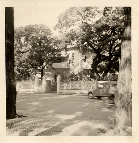 Notre maison, Boulevard Monivong.